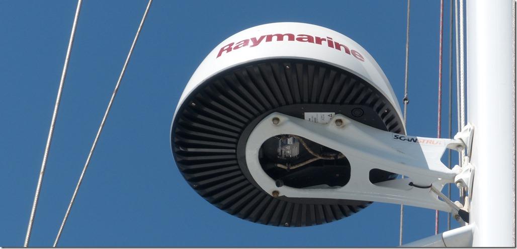 Quantum Wireless Chirp Radar