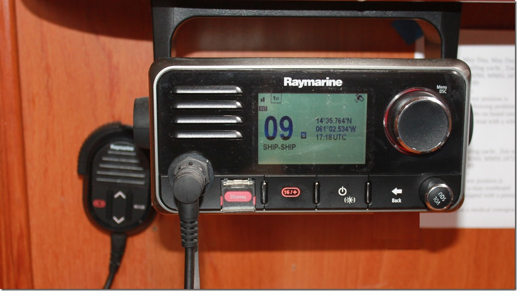 Stazione VHF Ray60